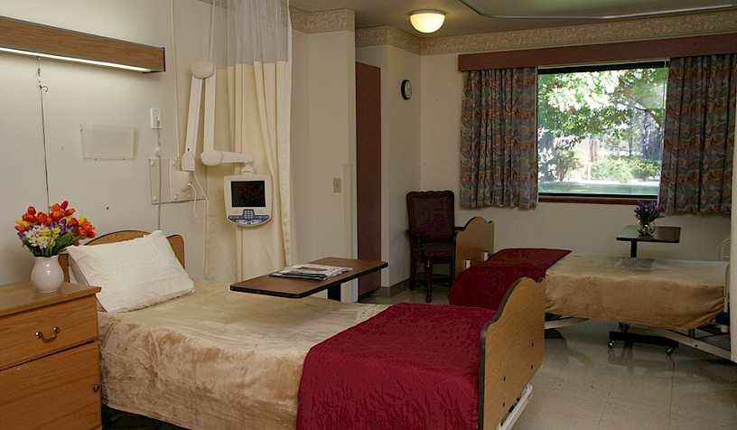 Quartz Hill approach is complete with very comfortable and clean rooms which helps promote the healing process and rehabilitation